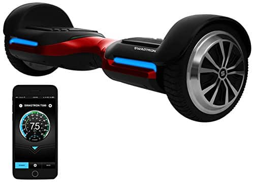 App-Enabled SWAGTRON Bluetooth Hoverboard With Speaker