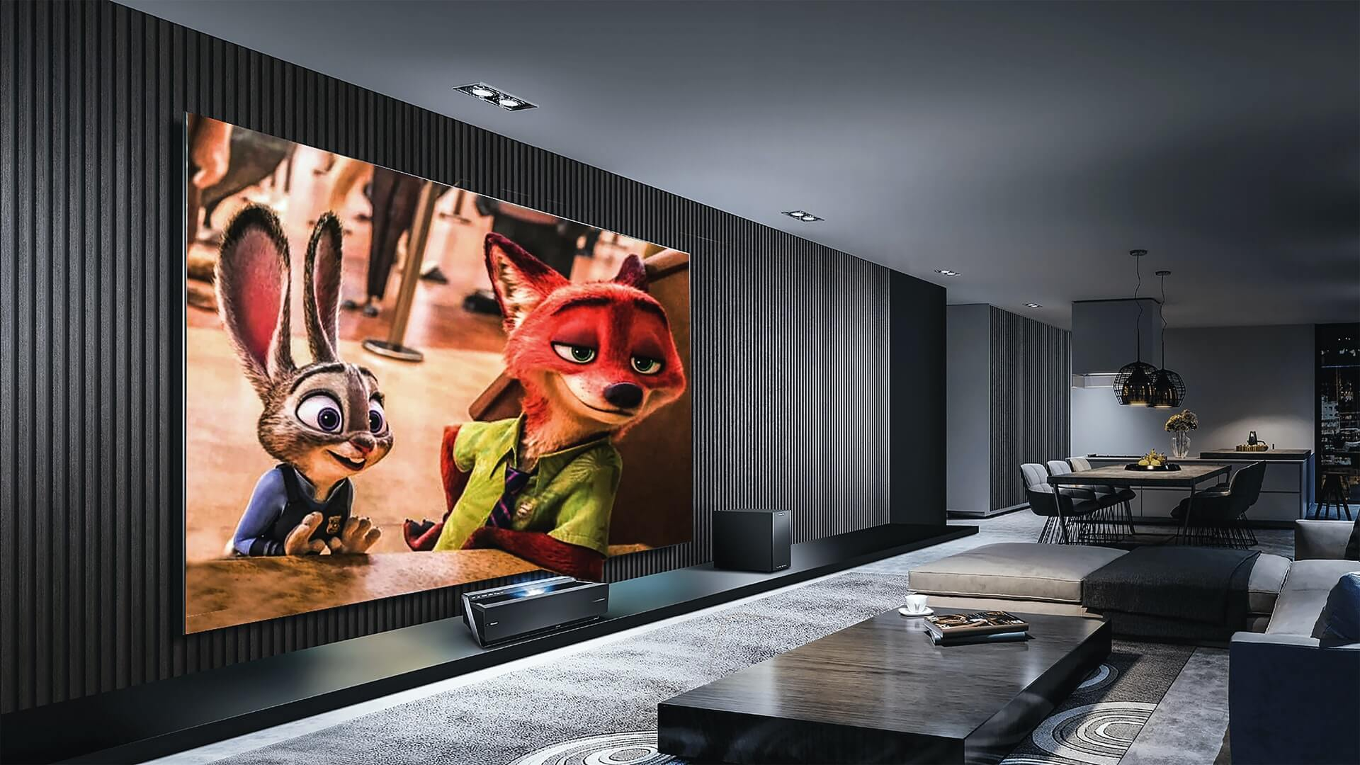 Best Home Theater Projector Under $500